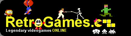RetroGames.cz - Old Games ONLINE