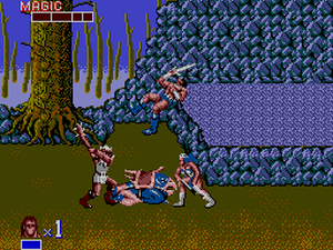 SMS: Golden Axe