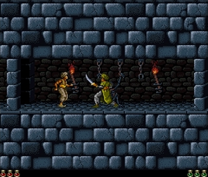 SNES: Prince of Persia